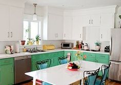 A Kitchen Redo Two Years in the Making