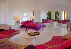 habitación de hotel Cuixmala  Costa Alegre, Jalisco!  loooooveee!
