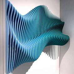 We deal with interior design of both private and commercial spaces and approach each project with an open mind to create something beautiful Wooden Wall Art, Wooden Walls, Parametric Design, Wood Design, Installation Art, Sculpture Art, Paper Art, Furniture Design, Creations
