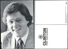 Bill Clinton for Governor, 1978