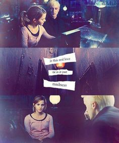 Who else ships Dramione? ;)