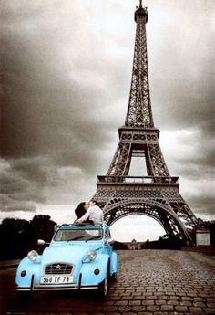 Paris Prints at AllPosters.com