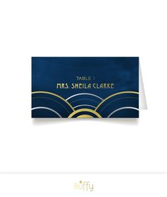 Escort Tent Cards . Gold u0026 Navy Chalkboard Anemone Magnolia garland . Name Cards Seating Wedding Place Card . PRINTED u2026   Pinteresu2026  sc 1 st  Pinterest & $1.25 on ETSY   The ALYSSA . Escort Tent Cards . Gold u0026 Navy ...