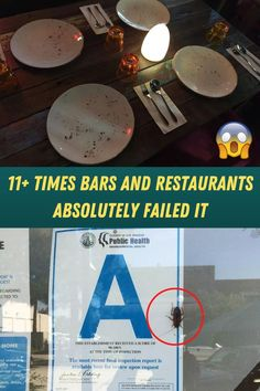11+ Times Bars And Restaurants Absolutely Failed It I consider myself a huge foodie. I love to explore different cuisines and venture out to restaurants from time to time. Have you ever found yourself in a restaurant or a bar that tried really hard to impress you? Only it backfired and they actually failed miserably instead? Oh boy, that's unfortunate. Isn't it? These places did just that and it's pretty funny, to say the least. Couple Photography, Photography Tips, Hip Thigh Tattoos, Animal Print Fashion, Flowers Decoration, Beautiful Decoration, Cardigan Outfits, Family Goals, Diy Clay
