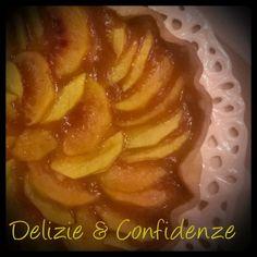 Delizie & Confidenze: Crostata alla frutta con frolla di riso, marmellat...