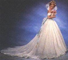 Summer Dream Bride, by Sandra Bilotto for Ashton-Drake