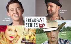 Great American Country Breakfast Series