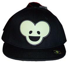 5 colors Unisex Deadmau5 logo Two-tone Hip Hop Baseball Cap Snapback