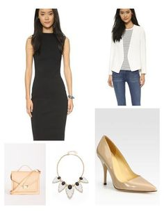 Day to night outfit | Keatonrow.com