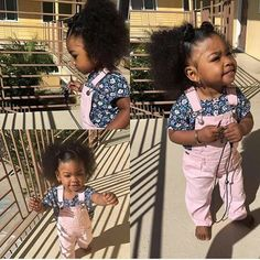 little brown babies are the best! Cute Black Babies, Beautiful Black Babies, Cute Baby Girl, Beautiful Children, Cute Babies, Baby Kids, Brown Babies, Baby Girl Fashion, Kids Fashion