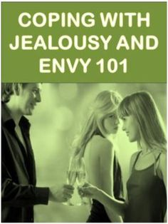 Learn how to improve your life by dicovering how to cope with jealousy and envy. Live For Yourself, Improve Yourself, Life Matters, Transform Your Life, Success Mindset, Jealousy, Best Self, Life Skills, Online Courses