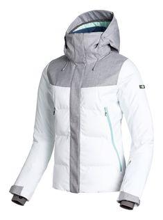 1b042036b6 Flicker - Snowboard Jacket with Biotherm