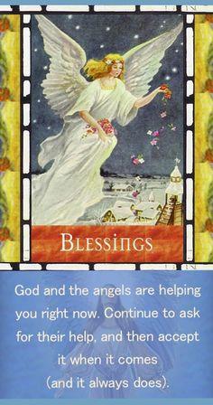 Angel Blessings!