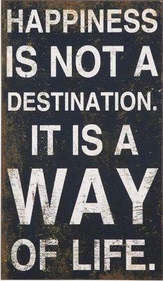 Way of Life Sign | dotandbo.com