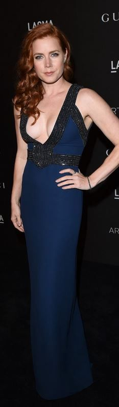 Amy Adams in Gucci