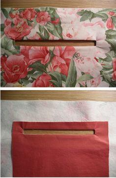 Sewing Zippers in Bags Tutorial galyasur
