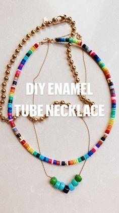 Cute Jewelry, Boho Jewelry, Jewelry Crafts, Beaded Jewelry, Jewelery, Handmade Jewelry, Beaded Bracelets, Braclets Diy, Diy Bracelet