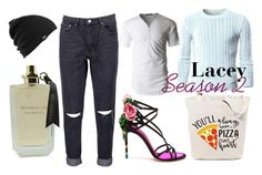 """""""Lacey    S02Chp17"""" by andyryan on Polyvore featuring LE3NO, Boohoo, Dolce&Gabbana and Burton"""