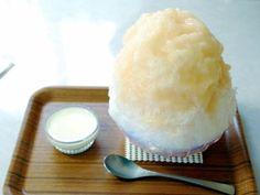 JAPANESE STYLE SHAVED ICE :   KAKIGORI / NOAN