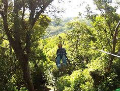 Monteverde, 100% Aventura Ready to fly above a valley! 1.5km Superman Canopy Cable! Read more on our blog at http://www.livingthedreamincostarica.com/blog/monteverde-pure-adrenaline and follow us on Facebook at www.facebook.com/LivingInCostaRica