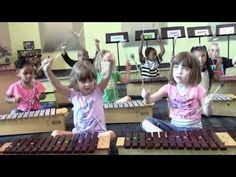 If You are Happy and you Know it for Orff lol Si tu aimes la musique joue le C. Preschool Music, Teaching Music, Music Lesson Plans, Music Lessons, Orff Activities, Primary Music, School Videos, Music School, Music For Kids