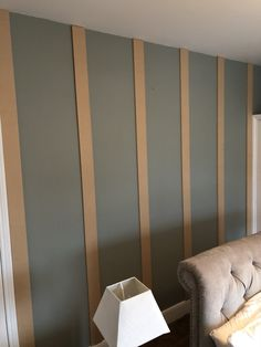 Easy way to create wood paneling