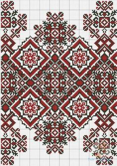 Gallery.ru / Фото #115 - Узори українських вишиванок. - ttta