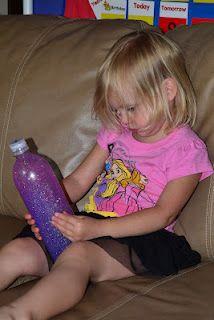 "In Lieu of Preschool: ""Hush"" Bottles: the calm down solution"