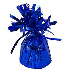 Royal Blue Foil Balloon weights are a decorative way to hold your party balloons in place. Each balloon weight will hold approximately 12 inch) latex balloons, or inch) mylar balloons. Zoo Party Themes, Graduation Party Supplies, Party Ideas, Mylar Balloons, Latex Balloons, Balloon Holders, Balloon Weights, Under The Sea Party, Balloon Bouquet
