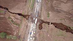 Suswa Rift: Kenya is splitting , this is happening all over saudi arabia... throughout the states etc