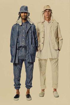 Engineered Garments, Look #38