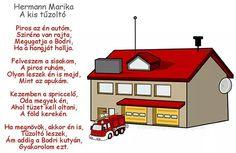 A kis tűzoltó