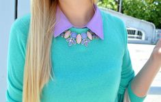 9 Outfit Changing Statement Necklaces - Fash Boulevard