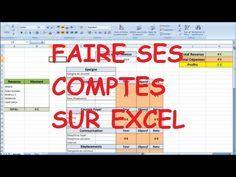 Comment gérer ses finances et son argent avec le logiciel Microsoft Excel? - YouTube Microsoft Excel, Vba Excel, Iphone Hacks, Grilling Gifts, Data Processing, Rich Man, Budgeting Finances, Internet, Language
