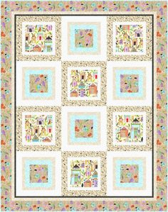 Pin by Linda McCulloch on Quilting Treasures | Pinterest : quilting treasures free patterns - Adamdwight.com