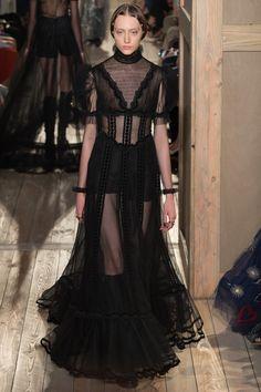 Valentino Fall 2016 Couture Fashion Show - Lia Pavlova (NEW MADISON)