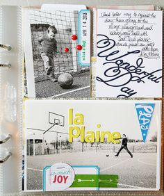 Lilith's scrapbooking venture: Project Life Blog