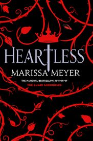 The Lunar Chronicles Series by Marissa Meyer (Cinder #1, Scarlet #2, Cress #3, Fairest #4, Winter #5, Stars Above #6, and Heartless #7).