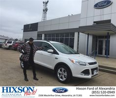 Andrew Gary Paul Montreuil honestly went above and beyond to make me happy with the purchase of my new Ford Escape! This is not our first vehicle to buy through Andrew, so we knew we were going to get exceptional service, but it's nice when someone really jumps through all the hoops and still has a smile on his face and wonderful attitude to go along with it! Thank you Andrew and Hixson!!!  Sharon Carter Monday, February 23, 2015