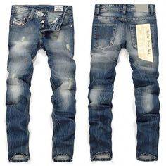 f9d06067c Find More Jeans Information about 2015 Hot Sale Fashion New Jeans  Distressed Hole Baggy Jeans for