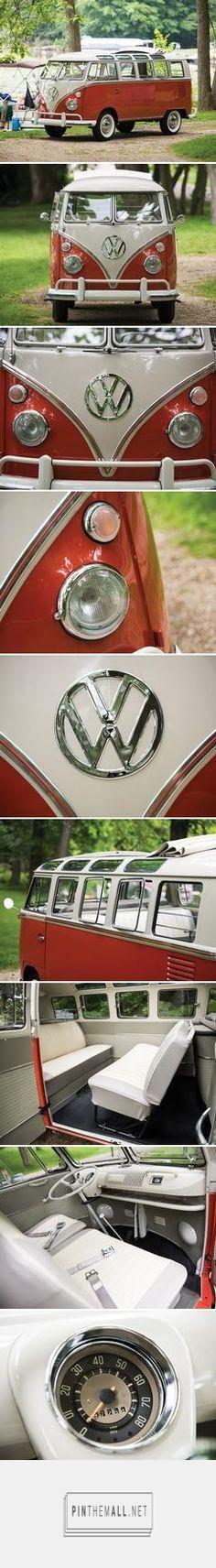 1965 Volkswagen Type 2 '21-Window' Deluxe Microbus   Hershey 2015   RM Sotheby's Ahorrá Miles de Dólares al Año en tu Coche. Tienes que ver esto