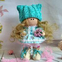 Интерьерные и текстильные куклы в Томске