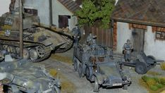 "Krupp Protze ""Kfz.69 Zugwagen für 3,7-cm-PaK 36"" Scale Models, Trains, Modeling, Miniatures, Military, Dioramas, Locomotive, Model Building, Modeling Photography"