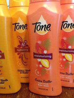 $1.36 each Tone Body Wash @ Dillion reg price $3.87 sale  $2.99 Buy 6, Save $3.00 Instantly Used (3) $1.00/1 – Right Guard or Tone Body Wash or Bar, 6 ct from RP 2/16 & (1) $1.50/1 Tone body wash Dillion's Catalina Final Price: $1.36 each