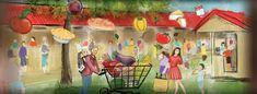 Canton, Painting, Art, Event Calendar, Art Background, Painting Art, Kunst, Paintings, Performing Arts