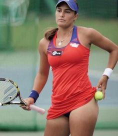 Monica Puig, Sport Tennis, Play Tennis, Vive Le Sport, Vaquera Sexy, Corpo Sexy, Beautiful Athletes, Tennis Players Female, Women Volleyball