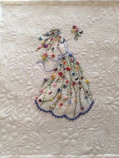 Sewing   Embroidery   Girl   Dress