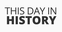 On this day in History, First Salem witch hanging on Jun 10, 1692. Learn more about what happened today on History.