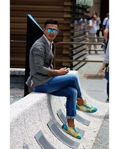 I didn't expect those shoes would work out with this outfit  - #Fashionista #Goodlife #Outfit #Mensfashion #Blogger #Menstyle #Style #Clothing #Mensaccessories #Menwithstyle #Dapper #Malefashion #Mensstyle #StyleOnlyMen Diadora Equipe Stone Wash