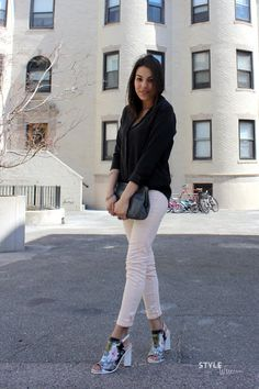 Style Wire: What I Wore: Graphic Booties  http://www.style-wire.com/2013/05/WIW-graphic-booties.html